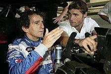 DTM - Auch Johnny Cecotto nimmt am Rennen der Legenden teil