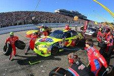 NASCAR - Mark Martin gewinnt Chase-Auftakt