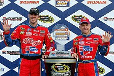 NASCAR - Bilder: Sylvania 300 - 27. Lauf