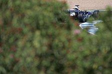 Formel 1 - Lieber schieben als BMW-Power