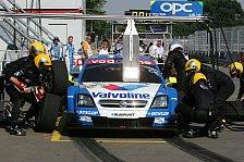 DTM - Ein positiver Freitag für Opel