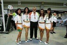 Formel 1 - Force-India-Piloten heuer ohne Bezahlung?