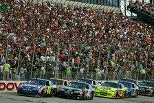 NASCAR - Jimmie Johnson bezwingt die Monster-Mile