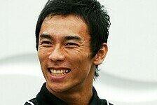 IndyCar - Takuma Sato startet für KV Racing
