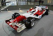 Formel 1 - Toyota TF105: Der vollendete TF104B