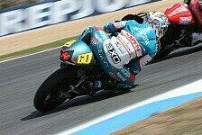 Moto3 - Simon im Warm-up klar voraus