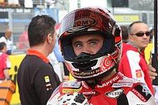Moto2 - Kein Glück für Di Meglio und Bautista