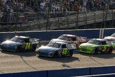 NASCAR - Johnson siegt und übernimmt Führung