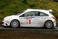 DRM - Finale bei der Lausitz Rallye