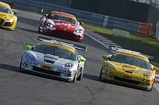 ADAC GT Masters - Callaway will Fahrer und Teamtitel