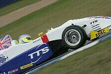 ADAC Formel Masters - Adrian Campfield überragend im Regen