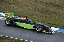 ADAC Formel Masters - Burkhard Maring gewinnt das Finale