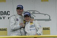 ADAC GT Masters - Doppelsieg von Claudia Hürtgen
