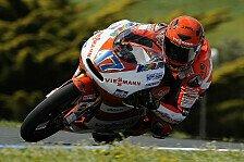 Moto3 - Bradl im Pech