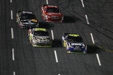 NASCAR - Jimmie Johnson gewinnt in Charlotte
