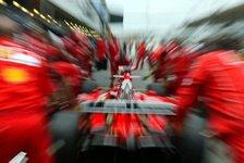 Formel 1 - Michael Schumacher 2005: Erneuter Triumph oder Ende einer Ära?