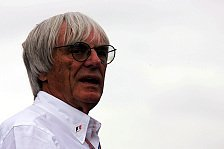 Formel 1 - Bernie Ecclestone bleibt der Mister Formel 1
