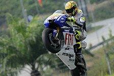 MotoGP - Rossi vor Titelgewinn: Wie bereitet er sich vor?