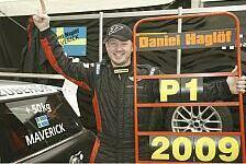 MINI Challenge - Daniel Haglöf gewinnt die MINI Challenge 2009