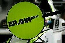 Formel 1 - Brawn lässt Button nicht früher aus Vertrag
