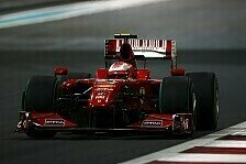 Formel 1 - Bilder: Kimi Räikkönen bei Ferrari
