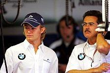 Formel 1 - Rosberg nach Titelgewinn für 2006 optimistisch