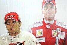Le Mans Serien - Fisichella & Alesi testen in Vallelunga