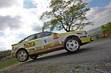 ADAC Rallye Masters - Finale bei der Havellandrallye