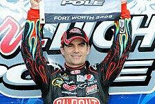 NASCAR - Jeff Gordon setzt seine Pole-Serie fort