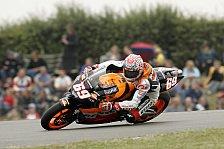 MotoGP - Qualifying: Hayden holt die Pole am Sachsenring