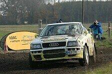 ADAC Rallye Masters - Alexy gewinnt ADAC Rallye Masters 2009