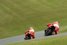 MotoGP - Capirossi bleibt Ducati erhalten