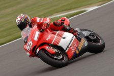 MotoGP - 1. Freies Training: Capirossi gibt den Ton an