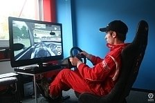 Games - Mit Real Time Racing live dabei