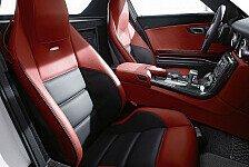 Auto - Bilder: Mercedes-Benz SLS AMG