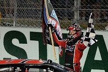NASCAR - Nationwide: Kyle Busch gewinnt Rennen und Titel
