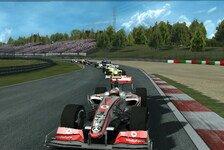 Games - Entwicklertagebuch: F1 2010 von Codemasters