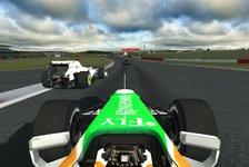 Games - F1 2011 jetzt auch auf dem Nintendo 3DS