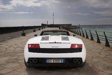 Auto - Produktionsende des Lamborghini Gallardo