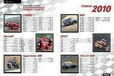 MotoGP - Bilderserie: Das neue Motorsport-Magazin - Dezember 2009