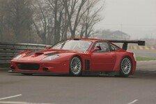 Auto - Bilder: Ferrari 575 GTC