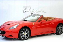 Auto - Bilder: Ferrari California