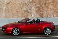 Auto - Bilder: Alfa Romeo Spider