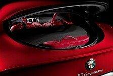 Auto - Bilder: Alfa Romeo 8C Competizione