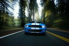 Auto - Bilder: Ford Shelby GT500
