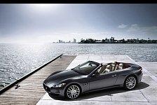 Auto - Bilder: Maserati GranCabrio