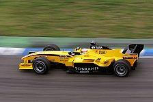 Formel 1 - Jordan verlängert Toyota-Deal