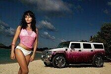 Auto - Der Miss Tuning Kalender 2010