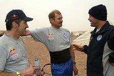 WRC - Die medizinische Versorgung bei der Dakar Rallye