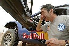 WRC - Drei Fragen an Volkswagen Werkspilot Bruno Saby